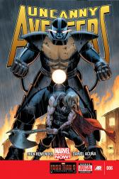 Uncanny Avengers #6 