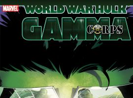 World War Hulk: Gamma Corps TPB