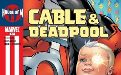 Cable & Deadpool (2004) #17