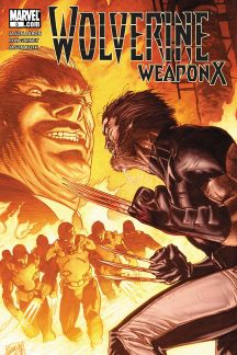 Wolverine Weapon X (2009) #5