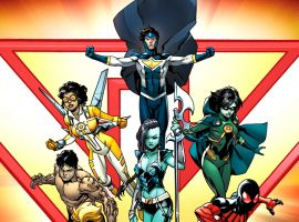 NYCC 2013: All-New Marvel NOW! New Warriors
