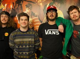 Workaholics Run Marvel for a Day