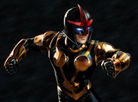 Nova in 'Marvel: Avengers Alliance'