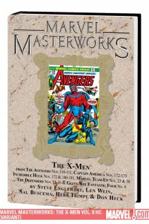 Marvel Masterworks: The X-Men Vol. 8 (Hardcover)