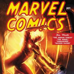MARVEL COMICS 1: 70TH ANNIVERSARY EDITION #1