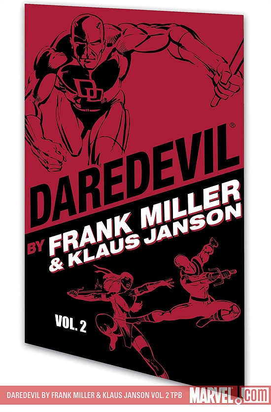 DAREDEVIL BY FRANK MILLER &amp; KLAUS JANSON VOL. 2 #0