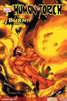 Human Torch (2003) #4