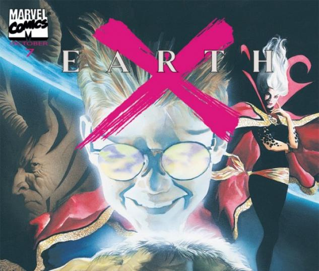 EARTH X #7 COVER