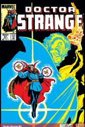 Dr. Strange #61 