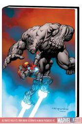 Ultimate Hulk Vs. Iron Man: Ultimate Human (Hardcover)