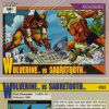 Wolverine vs. Sabretooth, Card #93