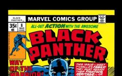Black Panther (1977) #8