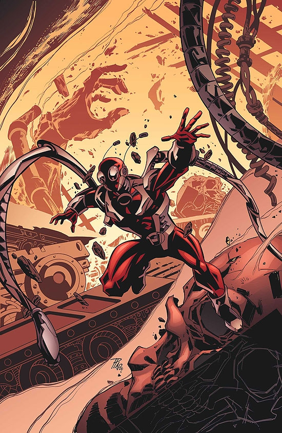 Irredeemable Ant-Man (2006) #2