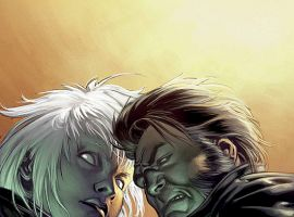 ULTIMATE X-MEN (2007) #59 COVER