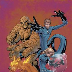 MARVEL AGE FANTASTIC FOUR #7