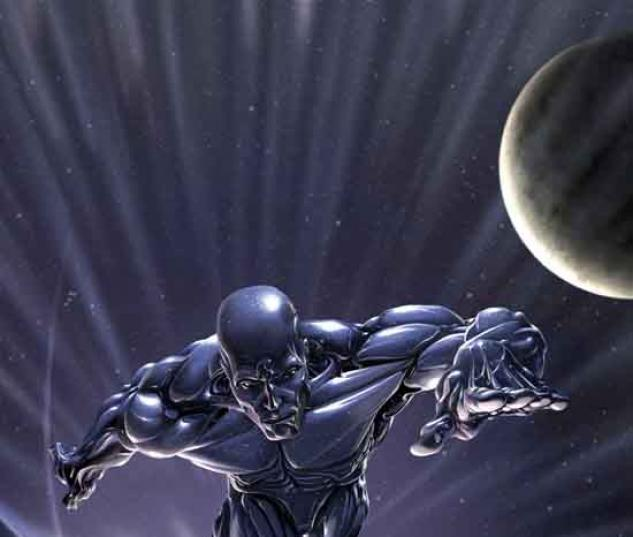 SILVER SURFER (2004) #10 COVER
