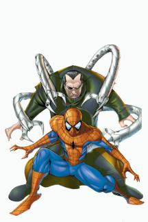 Spider-Man/Doctor Octopus: Out of Reach #1