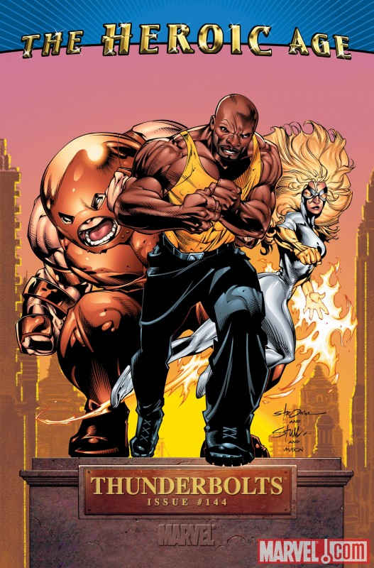 Image Featuring Moonstone, Luke Cage
