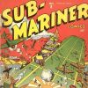 SUB-MARINER COMICS #8 cover