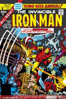 Iron Man Annual (1976) #4