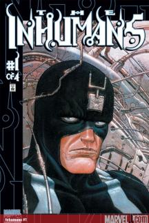 Inhumans (2000) #1