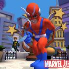 Screenshot of Giant-Man from Super Hero Squad Online