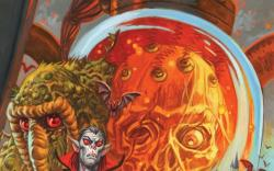 Image Featuring Man-Thing, Morbius, Punisher