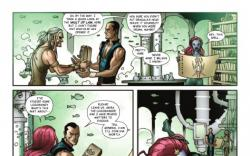 NAMOR: THE FIRST MUTANT #3 preview page by Fernando Blanco