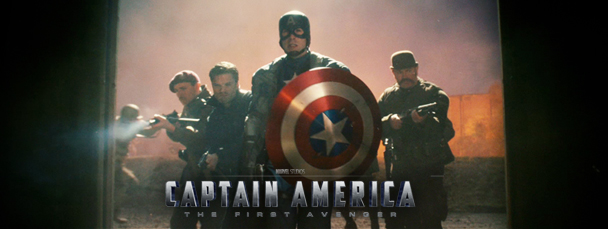 Watch the First Captain America Movie Pre