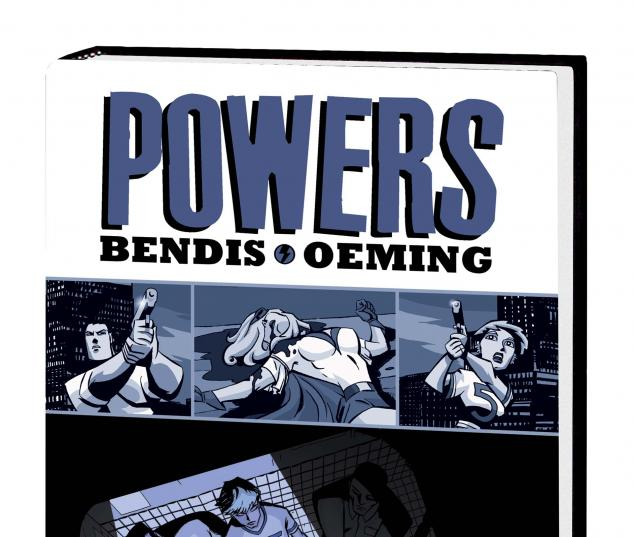Powers: Who Killed Retro Girl? Premiere HC