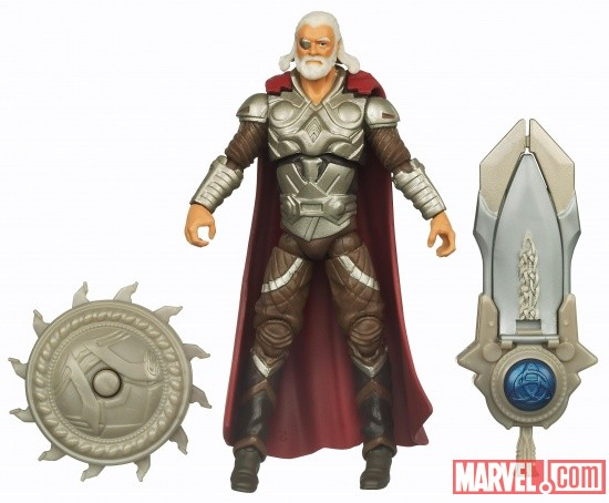Shield Bash Marvel's Odin by Hasbro