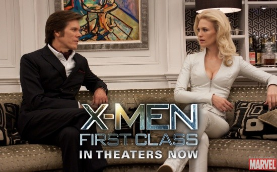 X-Men: First Class Wallpaper #4