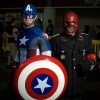 Marvel Costuming: Captain America & Red Skull