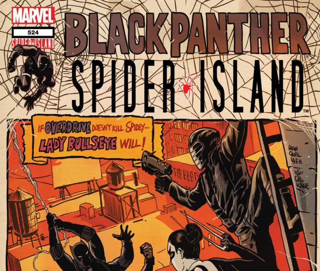 Black Panther: The Man Without Fear (2010) #524