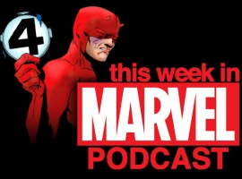 This Week in Marvel Podcast, Episode #5