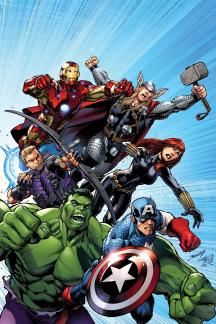 Avengers Assemble (2011) #1