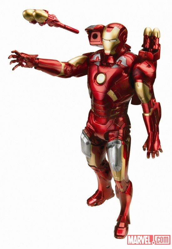 Ultimate Avenger Figure Iron Man