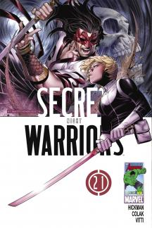 Secret Warriors #21