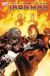 Invincible Iron Man (2008) #6