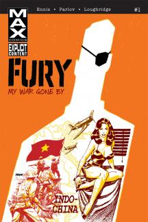 Fury Max (2011) #1