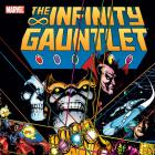 The Infinity Gauntlet TPB cover art