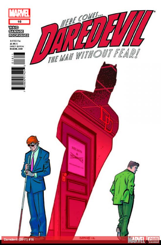 DAREDEVIL 16