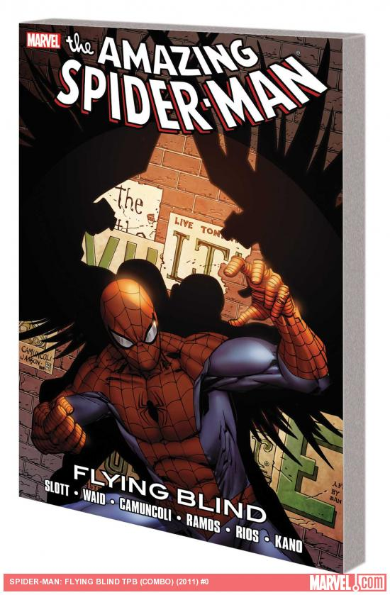 SPIDER-MAN: FLYING BLIND TPB (COMBO)