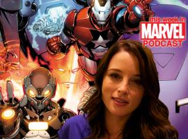 This Week in Marvel #50.5 - Rachel Nichols