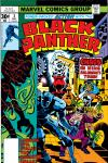 Black Panther (1976) #3 Cover
