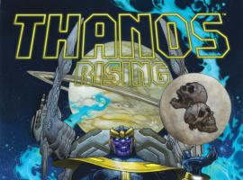 THANOS RISING 2 (NOW, WITH DIGITAL CODE)