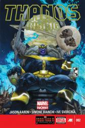 Thanos Rising #2 
