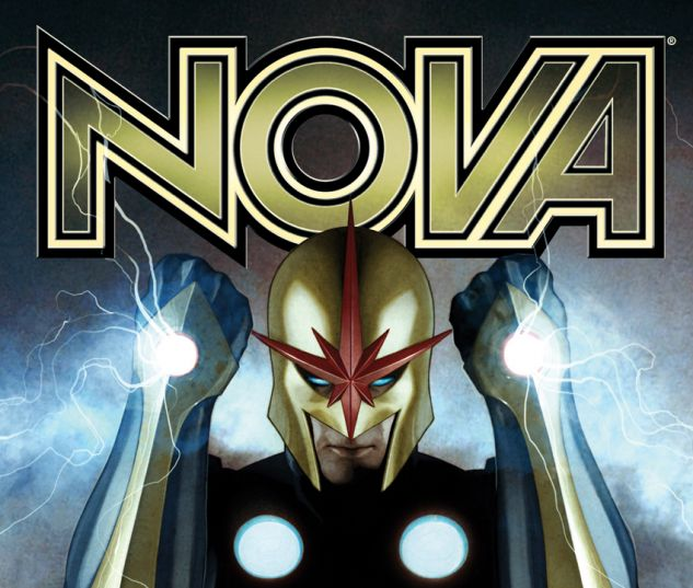 Nova Vol. 1: Annihilation - Conquest (2007) TPB