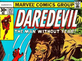 Daredevil (1963) #143 cover