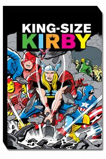 King-Size Kirby (Hardcover)